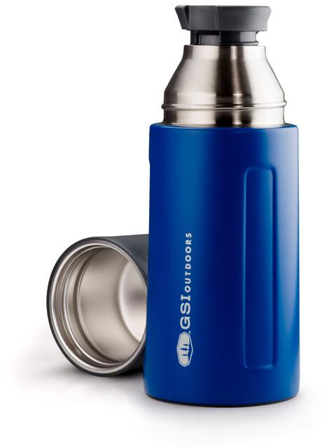 GSI Glacier SS Vacuum Bottle 500ml blue